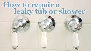 fixing leaky single handle faucet