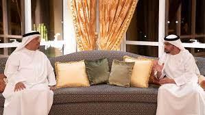 Hamdan bin Zayed visits Dhahi Khalfan at his home in Dubai - UAE - News and  Reports - Algulf