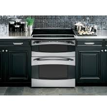 ge profile double oven. PS978STSS | GE Profile™ Slide-In Double Oven Electric Range Appliances Ge Profile