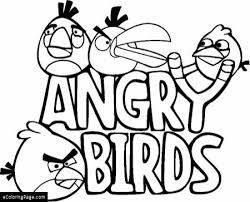 Small Picture 100 ideas Angry Birds Space Coloring Pages Online on kankanwzcom