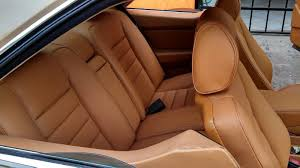 mercedes sec 380 500 560 beige leather seat covers upholstery w126 euro car upgrades
