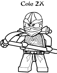 Small Picture lego ninjago blue ninja coloring pages Lego Ninjago Coloring