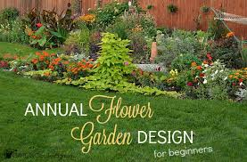 Small Picture Flower Garden Design For Beginners