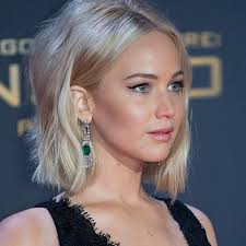 Jennifer Lawrence New Hair Style jennifer lawrence has the perfect summer hairraw hair raw hair 6257 by wearticles.com