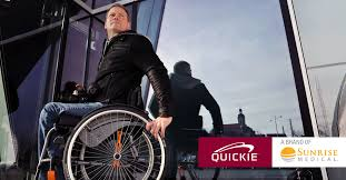 QUICKIE <b>LIFE R</b> Active Wheelchair | Sunrise Medical
