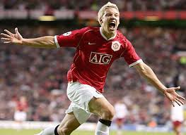 My favourite Manchester United player Alan Smith! | แมนเชสเตอร์ยูไนเต็ด