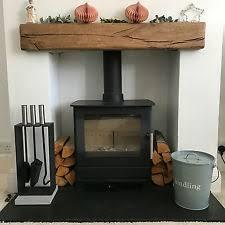 Oak Fireplace Mantel | eBay
