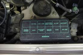 how to modify rear power outlet for constant power nissan forum identify the relay for the rear power socket using the guide on top mine was located in the lower left corner and was identified as power socket