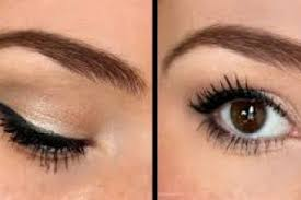your skin tone diffe ways to wear eyeliner how to apply cute eye makeup tips 2017