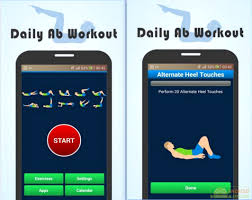 daily ab workout free for android