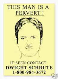 the office poster. Image Is Loading Dwight-Schrute-NBC-Pervert-Poster-The-Office-T- The Office Poster E