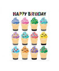 79 Skillful Birthday Charts Design