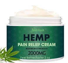 NUTRILUSH Hemp Pain Retamins and Nutrients - Effective Hemp Cream for Pain  and Inflammation- Buy Online in India at desertcart.in. ProductId :  28759084.