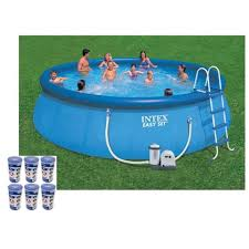 intex easy set pool. Intex 18\u0027 X 48\ Easy Set Pool