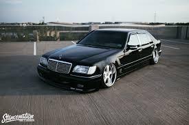 Minnesota Masterpiece // Macaulay's VIP-Styled S500 Benz ...