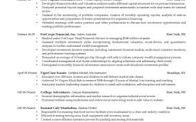 Resume Templates For New College Graduates Best Of Template Resume