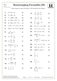 multi step algebra equations math solving two step equations worksheet variable worksheets multi with variables both