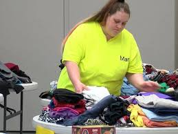 Local group gives back to the community with clothes | News |  nbcrightnow.com