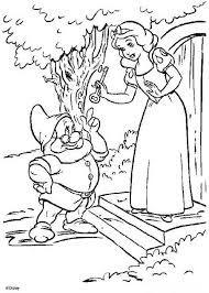 Small Picture Snow white with the dwarfs house key coloring pages Hellokidscom