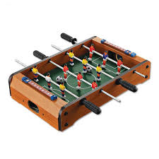 2018 children leisure sport wooden table game football toys pa child interactive desktop educational from top er6 16 5 dhgate com