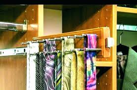 neck tie storage tie storage solutions closet tie organizer for closet neck tie storage solution attached