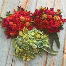 Crochet Flowers New Design Easy And Cute Free Crochet Flowers Pattern Image Ideas For