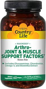 Country Life - Arthro-Joint and Muscle Support Factors ... - Amazon.com