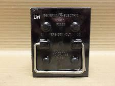 ge electrical fuse blocks holders new ge nec fuse holder 60 amp 2 pole 250v ac d454703