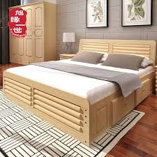 bed designs. Latest Bedroom Furniture Double Bed Designs In Wood King Size Luxury Frame - Buy Wood,King Frame,