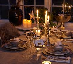 ... Inspiring Romantic And Elegant New Years Eve Party Decorations Ideas  Romantic Dining Table Decor With Candle ...
