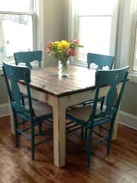diy round dining table ideas white distressed kitchen table best tables ideas on also inspiring dining