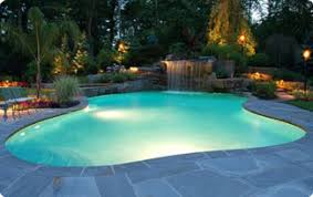 swimming pool lighting ideas. Create A Sincere, Inviting Ambiance By Revamping Your Pool And Patio Lighting. Swimming Lighting Ideas