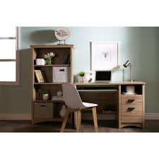 rustic desk home office. Gascony Rustic Oak Desk Home Office