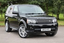 2012 Land Rover Range Rover Sport Sdv6 Hse £20,480
