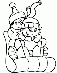 Check out our 20 free printable winter coloring pages. Winter Animal Coloring Pages Coloring Home