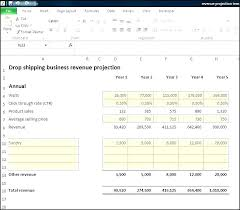 Profit Projections Template 3 Year Income Projection Template Profit And Loss Cash Flow
