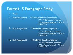 essay writing ppt video online  13 format 5 paragraph essay