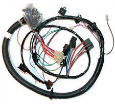 corvette engine harness ebay c4 corvette wiring harness at Corvette Wiring Harness