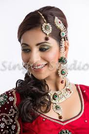stan indian stani party makeup hair jewelry style bridals by singar studios 11