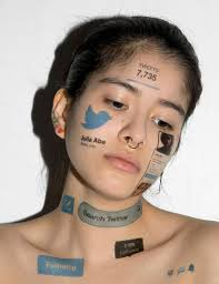John Yuyi Tattoos Social Media Symbols To Snapshot Our Online