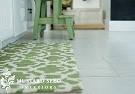 lime green kitchen rug designs