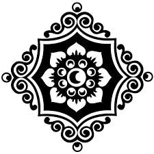 Simple Stencil Designs Pin On Pattern Wallpaper