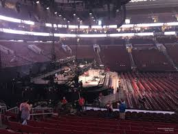 Wells Fargo Center End Stage Seating Chart Wells Fargo Center Section 123 Concert Seating