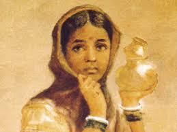 milk maid ravi varma paintings