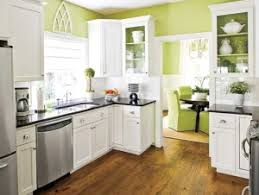 kitchens with white cabinets and green walls. Fine Cabinets Kitchens With White Cabinets And Green Walls To I