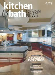 Kitchen And Bath Design News Print Burdge And Associates Architects