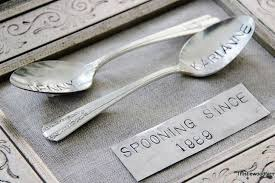 spooning since silverware diy 5 unique five year anniversary gift ideas