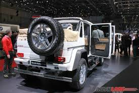 2018 maybach g wagon. perfect wagon mercedesmaybach g650 44 landaulet gets a body structure as seen on the  g500 44 while b pillars and rear screen are removed to create large  throughout 2018 maybach g wagon