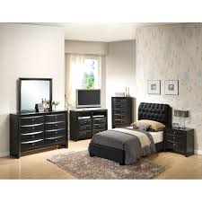 Bedroom Furniture Sets Twin Contemporary Twin Bedroom Furniture Sets Sleigh Bed Design Metal