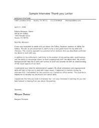 Thank You After Interview Template 20 Sample Of Thank You Letter For Job Interview Valid Thank You